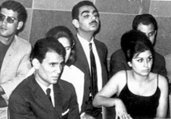 عبد الحليم مع سعاد حسني