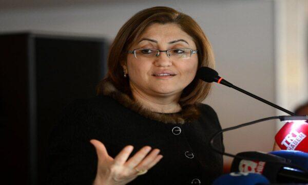 فاطمة شاهين - رئيسة بلدية غازي عنتاب التركية