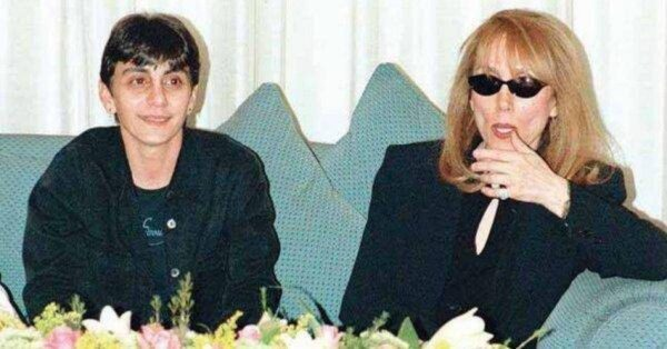 ريما الرحباني مع فيروز