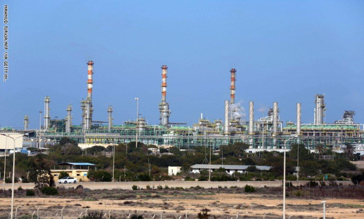 ليبيا وحقول النفط - مواقع التواصل