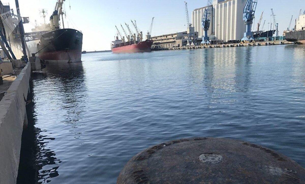 ميناء في الساحل السوري - وكالات