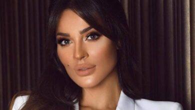Photo of نادين نسيب نجيم تنشر صورتها بندوب وجهها بلا فلتر