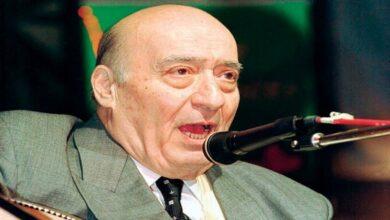 Photo of نجل الفنان اللبناني وديع الصافي ينعي والدته