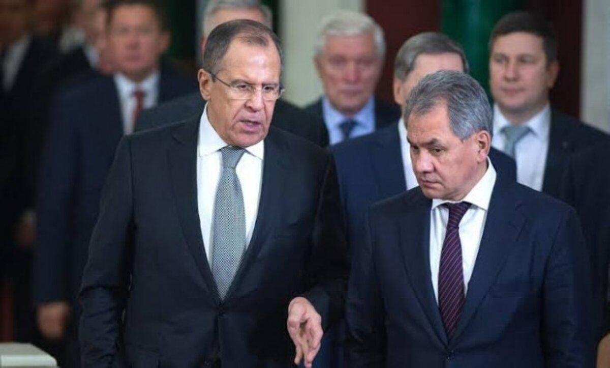 وزير الخارجية الروسي سيرغي لافروف -وكالات
