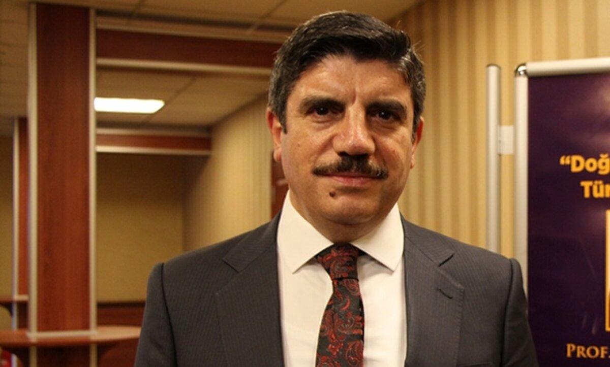 ياسين أقطاي مستشار أردوغان - وكالات