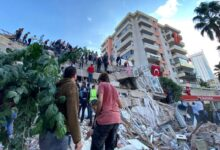Photo of آخر تطورات الأوضاع في مدينة إزمير التركية
