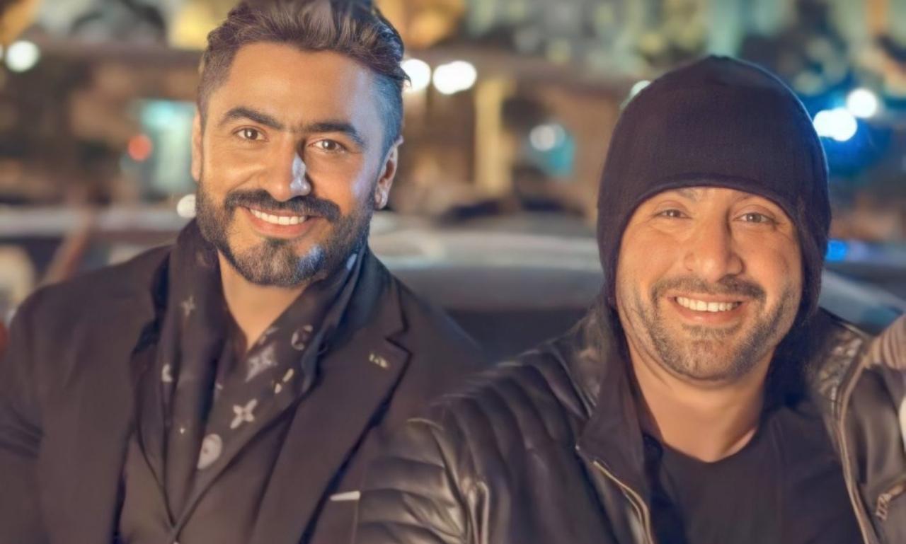 أحمد السقا مع تامر حسني