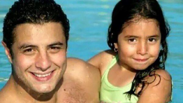أحمد الفيشاوي مع لينا