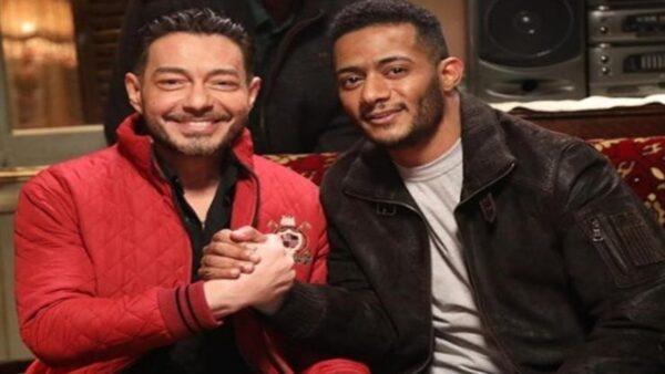 أحمد زاهر مع محمد رمضان