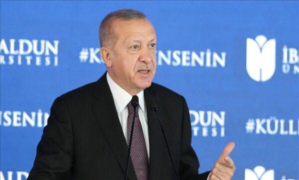 أردوغان - الأناضول - أردوغان: يجب أن نغير أولوياتنا في الفترة القادمة والبداية من هذا الأمر