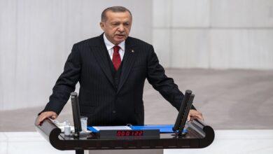 Photo of أردوغان: تركيا الداعم الأكبر للحل السياسي في سوريا ويربطنا بالشعب السوري ماضٍ عميق
