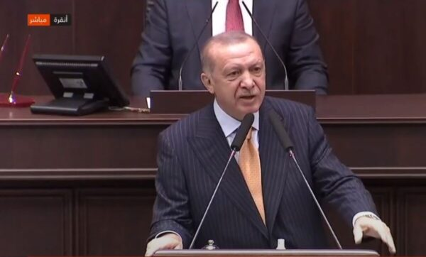 أردوغان - تي آر تي عربية