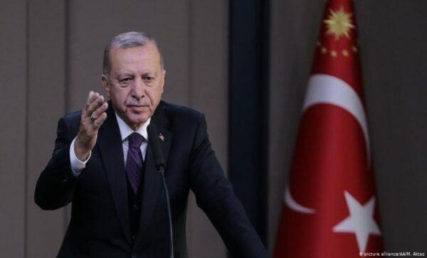 أردوغان - مواقع التواصل