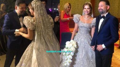 Photo of الصور الأولى من زفاف الفنان أمير شاهين بحضور النجوم