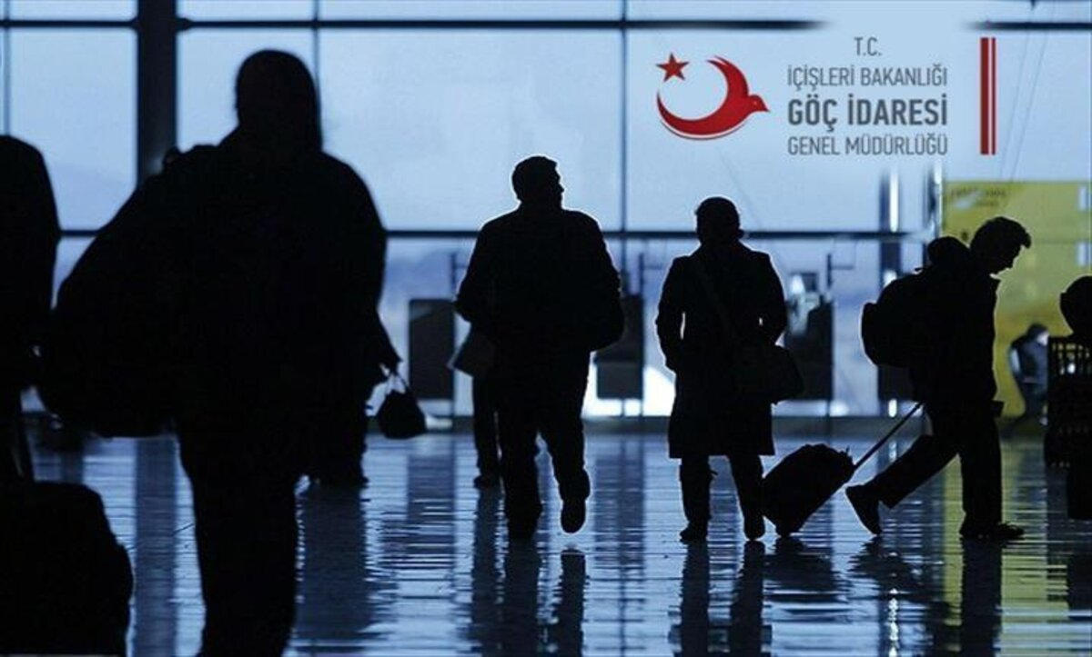 إدارة الهجرة تركيا- الأناضول