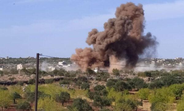 إدلب الشمال السوري - مواقع التواصل