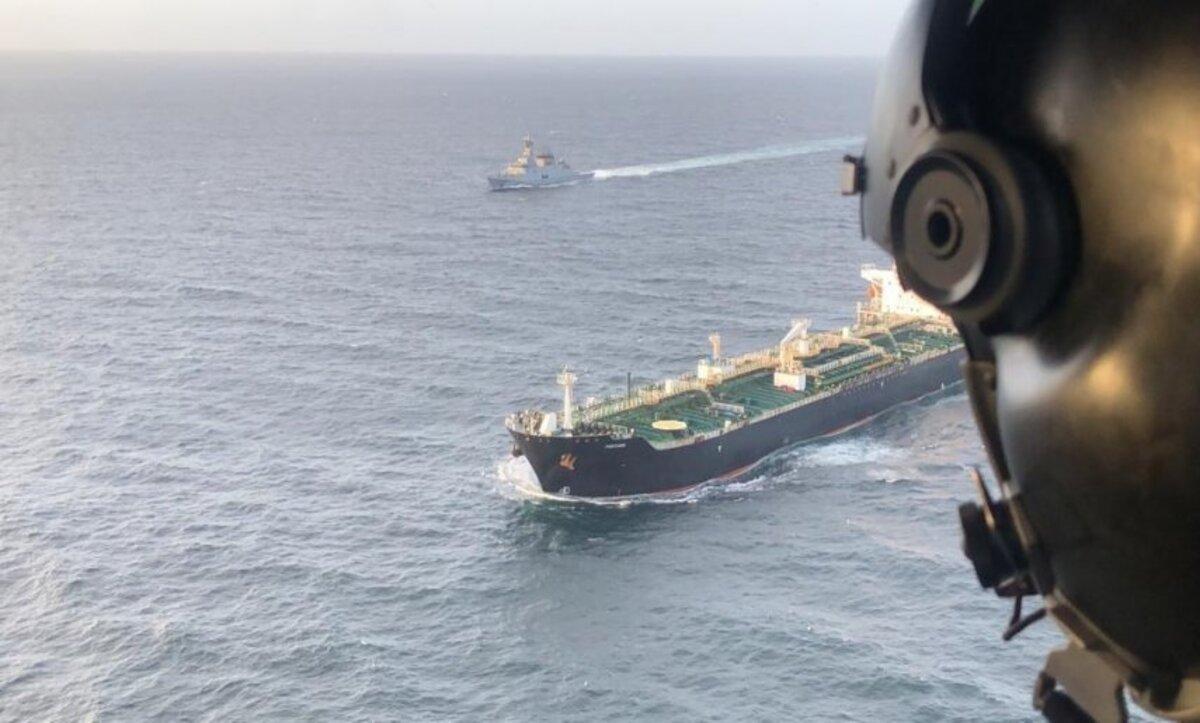إيران وناقلات النفط- مواقع التواصل