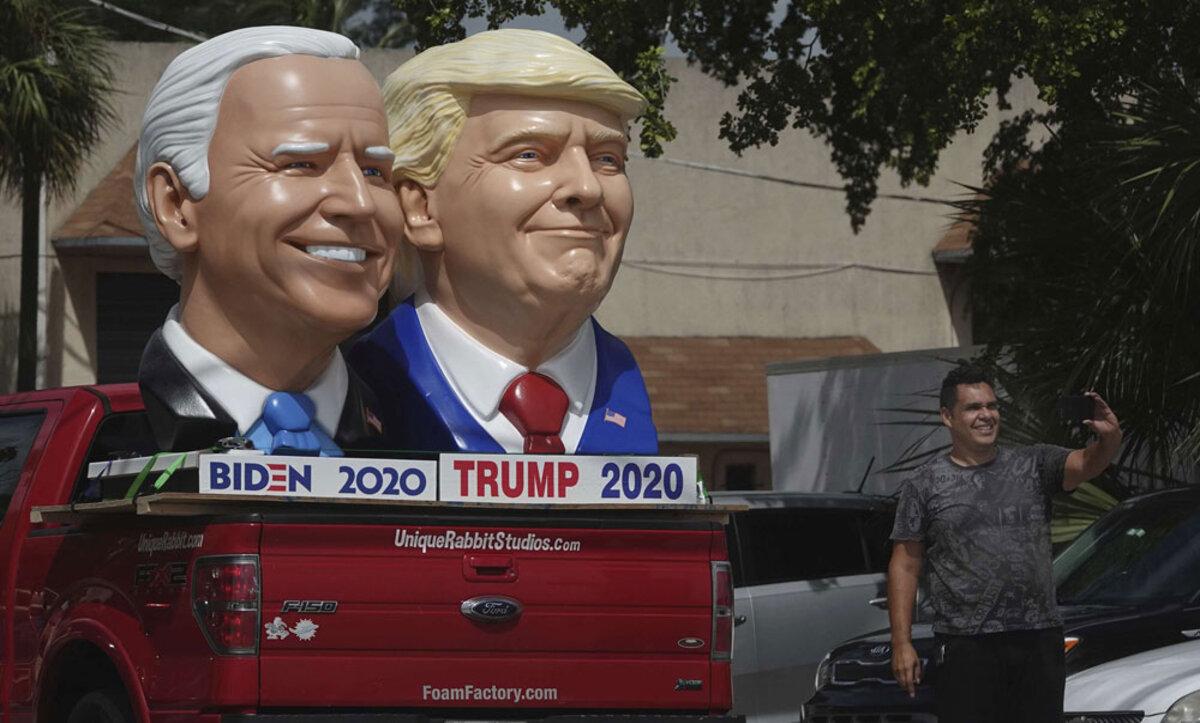 الانتخابات الأمريكية 2020 - مواقع التواصل