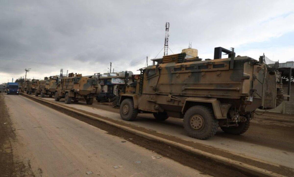 القوات التركية في سوريا - وكالات