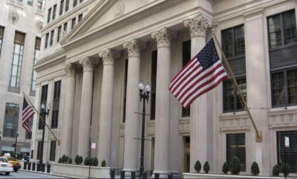 الخزانة الأمريكية - مواقع التواصل