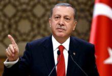 Photo of أردوغان يشارك علم الثورة السورية في رسالة شكر