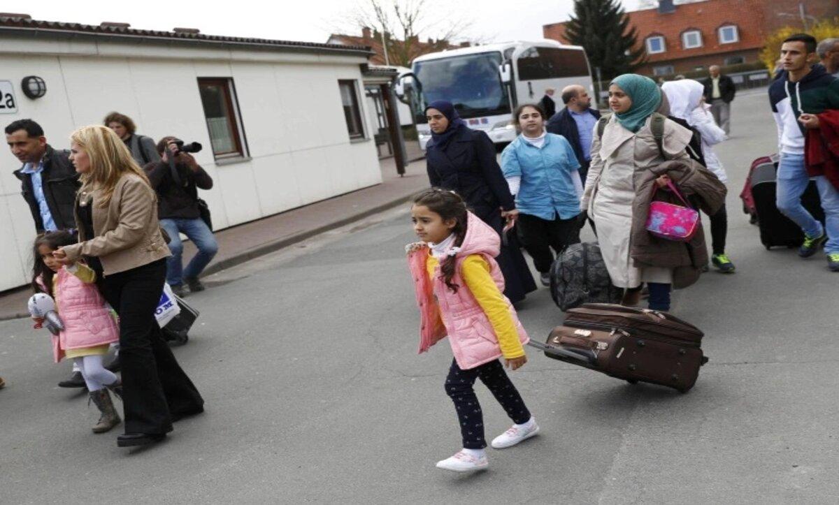 السوريين في ألمانيا- وكالات