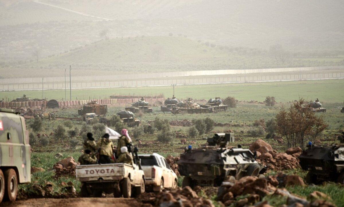 الشمال السوري وكالات