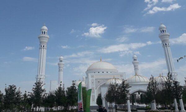 الشيشان - مسجد النبي محمد - وكالات