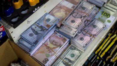 Photo of أسعار العملات والذهب الإثنين مقابل الليرة السورية والتركية 19 10 2020