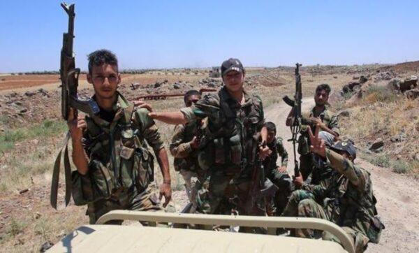 الفيلق الخامس في درعا - حراك مستمر في درعا تحت أنظار روسيا وهذا ما فعله الفيلق الخامس بـ قوات الأسد