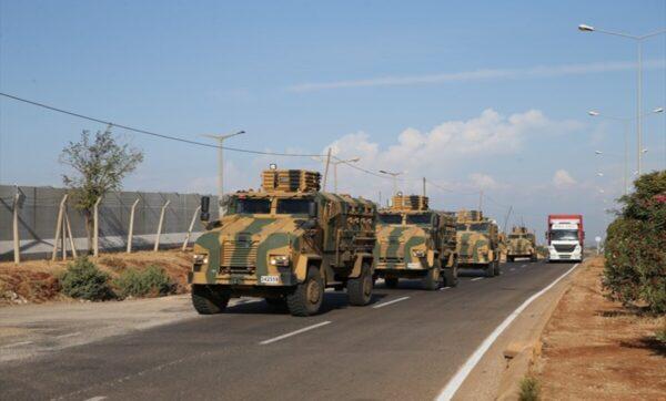 تركيا ترد على نظام الأسد في إدلب والمعارضة تتجهز- القوات التركية داخل سوريا - وكالات