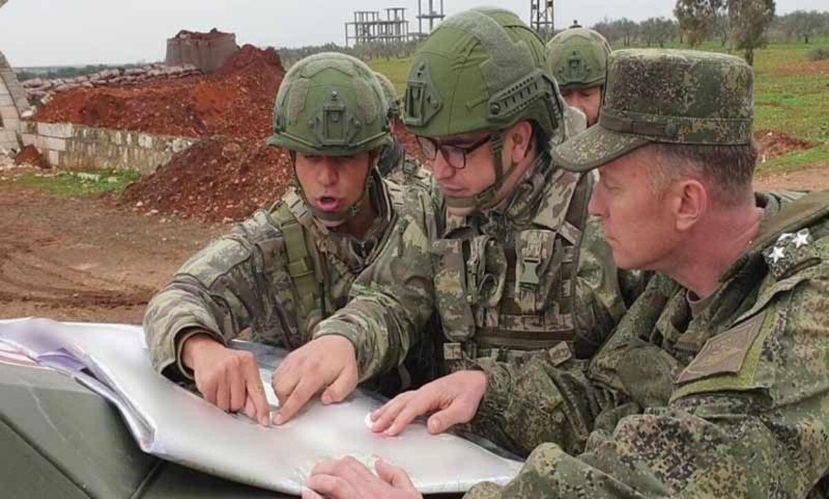 القوات الروسية في سوريا - وكالات