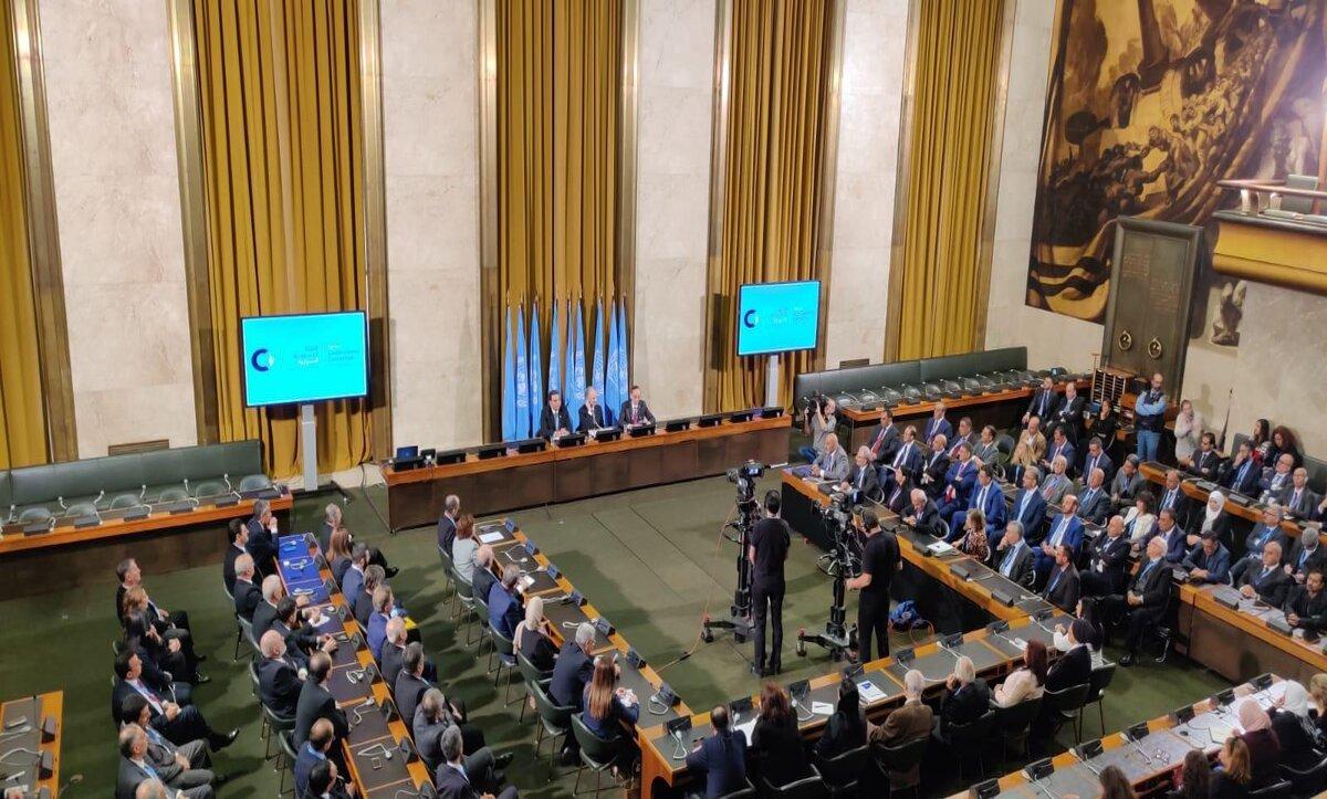 اللجنة الدستورية السورية - من الأرشيف