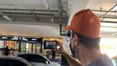 Photo of باسم ياخور يمازح زوجته بما لاتتوقعه ويُفقدها صوابها (فيديو)