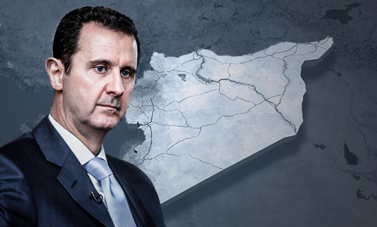 بشار الأسد ومحادثات اللجنة الدستورية - مواقع التواصل