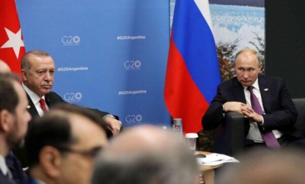 بوتين وأردوغان - اتفاق إدلب