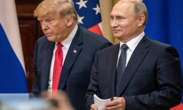 بوتين وترامب - وكالات