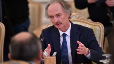 Photo of بيدرسون: تعديل الدستور لا يكفي للحل وهذا مايجب فعله في سوريا