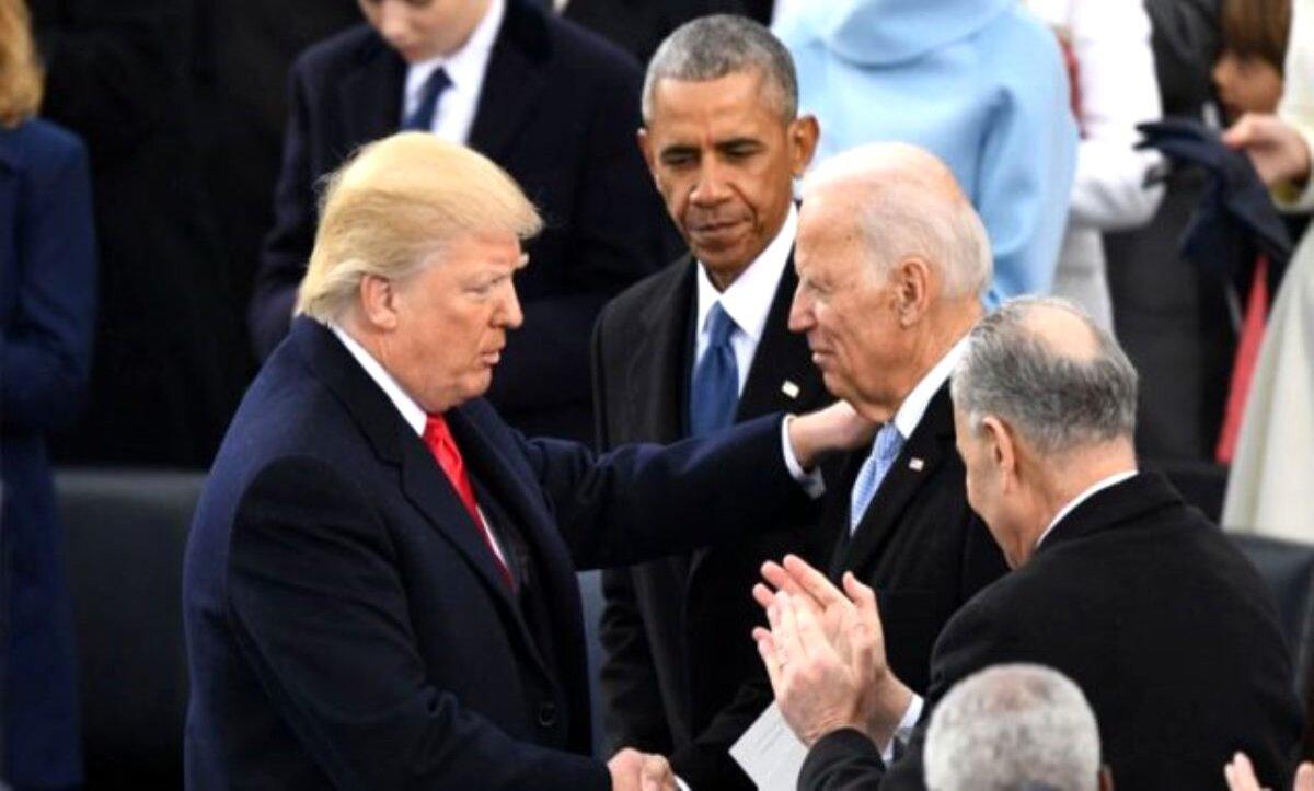 ترامب وأوباما وبايدن - وكالات
