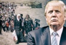 Photo of ترامب يعلّق دخول اللاجئين إلى الولايات المتحدة الأمريكية