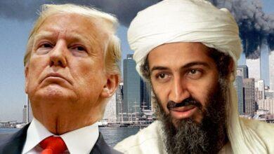 Photo of ترامب يشارك تقريراً يشير إلى أن أسامة بن لادن لايزال حياً