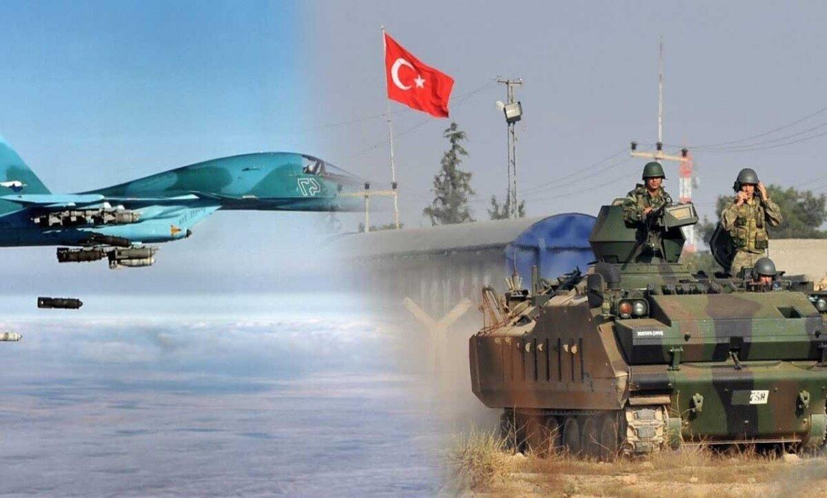 تركيا في إدلب --مواقع التواصل