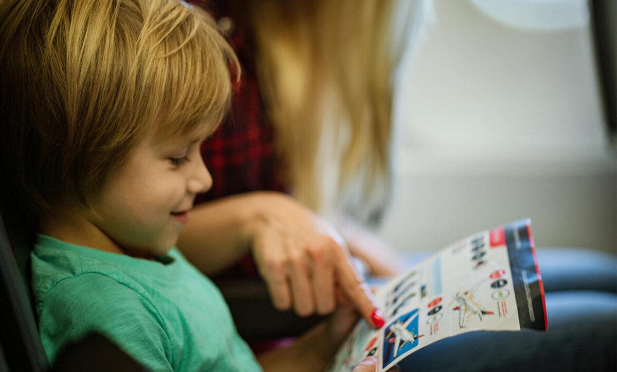 دعم مهارات القراءة والكتابة عند الطفل