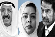 Photo of رغد صدام حسين تخاطب الشعب الكويتي بشأن صباح الأحمد الصباح