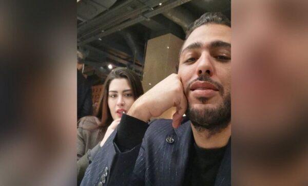 روان بن حسين وزوجها - مواقع التواصل الاجتماعي