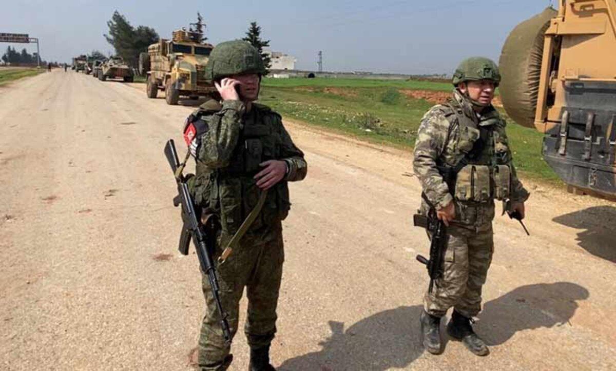 روسيا في دير الزور - مواقع التواصل