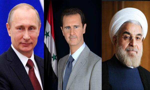 روسيا وإيران في سوريا - مواقع التواصل  - تحليل: تنافس روسي إيراني سيؤدي إلى هذه النتائج في سوريا