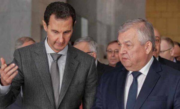 روسيا ونظام الأسد - ملامح خلافات بسبب اللجنة الدستورية - أرشيف