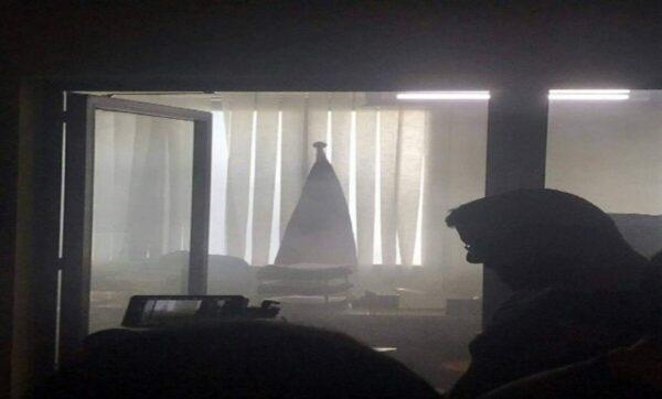 من داخل بلدية طرابلس - مواقع التواصل