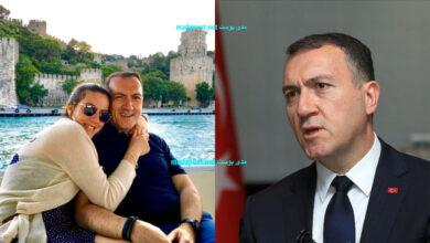 """Photo of فاتح يلديز سفير تركيا في العراق يطلق على نفسه اسم """"أبو عشقم"""" والسبب صديقه العراقي (صور)"""
